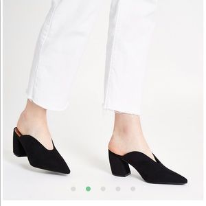 River island mules shoes